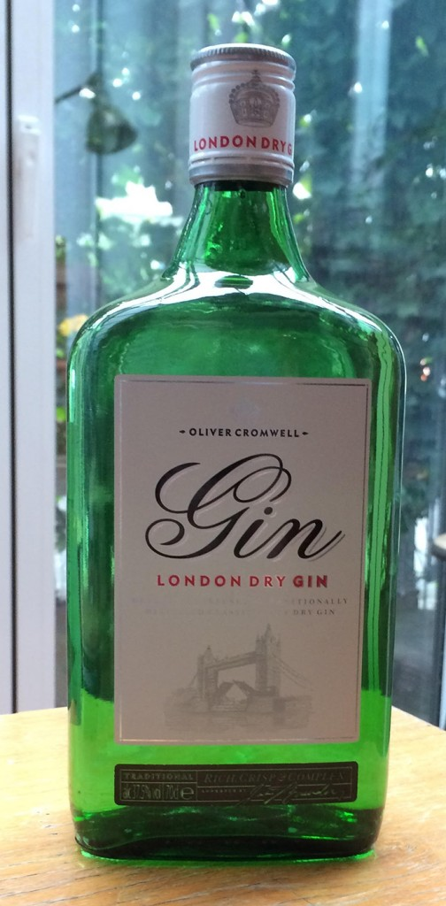 Oliver Cromwell London Dry Gin